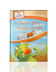 First Readers The Three Billy Goats Gruff Story Book