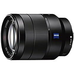 Sony SEL2470Z, Zoom-Objektiv (24-70 mm, F4 ZA OSS, Vario Tessar T*, E-Mount Vollformat, geeignet für A7 Serie) schwarz