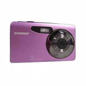 Cobra Digital 16MP Digital Camera- 8x zoom CBD-DCA1620-PINK