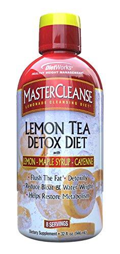 DietWorks Master Cleanse Lemon Tea Detox Diet, 32 Fluid Ounce (Master Cleanse Tea compare prices)