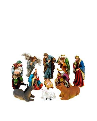 Decoracion Navideña Set Figura 11 Uds. Nacimiento