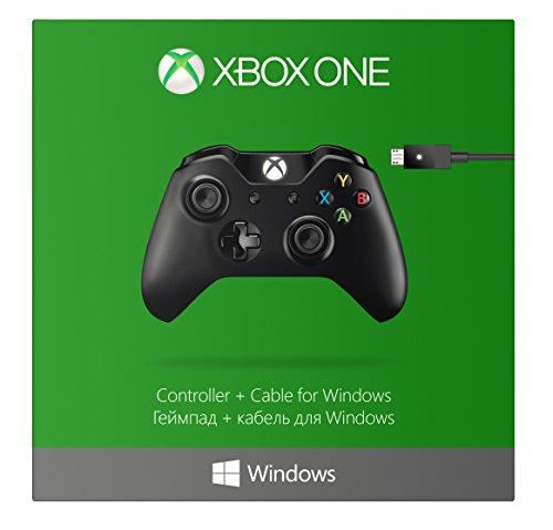 Microsoft - Xbox One Controller Para PC (Windows)