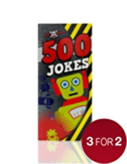 Boys Stuff 500 Jokes Book