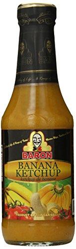 Baron Banana Ketchup, 14 Ounce