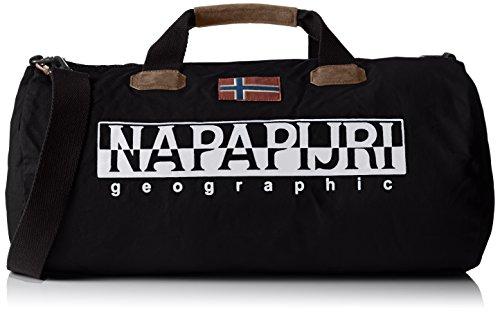 Napapijri Bering a, Sacchetti Tracolla Uomo, (- Noir), Taille unique