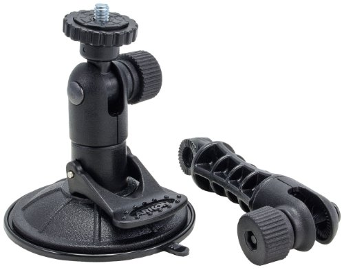 """Arkon - 7"""" Modular & Removable Sticky Suction Mount for Came"""