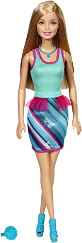 Barbie with Blue Ring for You