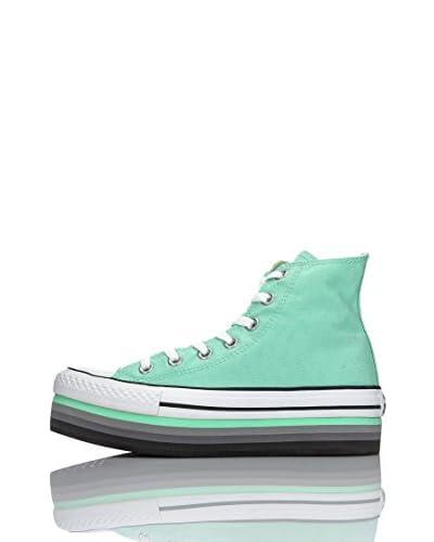 Converse Sneakers As Hi Platform Eva [Menta]