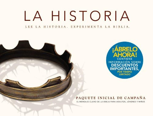 La Historia, juego para la campa a de la iglesia (Spanish Edition)