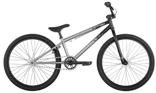 Best Price Diamondback 2012 Session Pro 24 BMX Bike (Super Nickle/Black, 24-Inch)