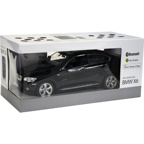 Buy Cheap iCess BMW X6 iCess App Controlled Car, Black