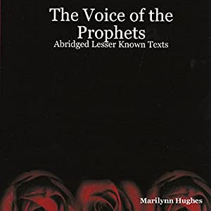 The Voice of the Prophets Audiobook
