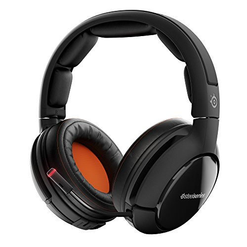 SteelSeries Siberia 800 Wireless Gaming Headset with Dolby 7.1 Surround Sound for...