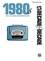 Alfred Decade by Decade 1980s from Hal Leonard