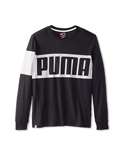 Puma Men's Long Sleeve Tee