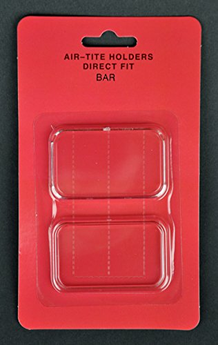 "Air-Tite Direct Fit ""BAR"" Coin Holder 1oz SILVER BARS"