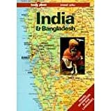 Lonely Planet India & Bangladesh Travel Atlas (0864422709) by Finlay, Hugh