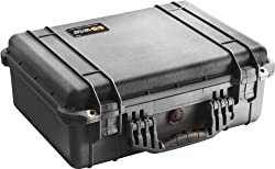 Pelican 1520 Case with Foam for Camera Black
