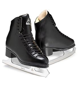 Jackson Marquis Ice Skates - JS1992 Mens Black Figure Ice Skates by Jackson