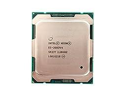 INTEL XEON 16 CORE PROCESSOR E5-2683V4 2.1GHZ 40MB SMART CACHE 9.6 GT/S QPI TDP 120W
