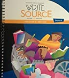 Write Source Grade 9 Writing and Grammar Teacher Edition (0547484623) by Dave Kemper