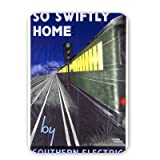 So Swiftly Home Southern Electric - Mouse Mat - Highest Quality Natural Rubber