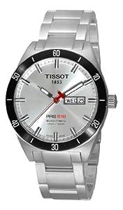 Tissot Men's T0444302103100 PRS 516 Day-Date Calendar Watch