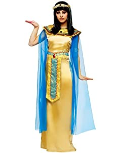 Golden Cleopatra Costume - Womens