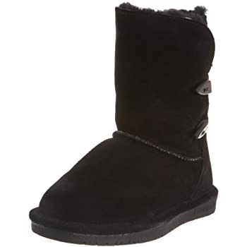 BEARPAW ABIGAIL BOOT 8 INCH BOOT