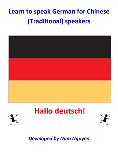 Nam Nguyen - Learn to Speak German for Chinese Traditional Speakers