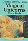 Magical Unicorns Oracle Cards (1401902766) by Virtue, Doreen