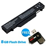 Battpit⢠Laptop / Notebook Battery Replacement for HP ProBook 4720s (4400mAh) with FREE 8GB Battpit⢠USB Flash Drive