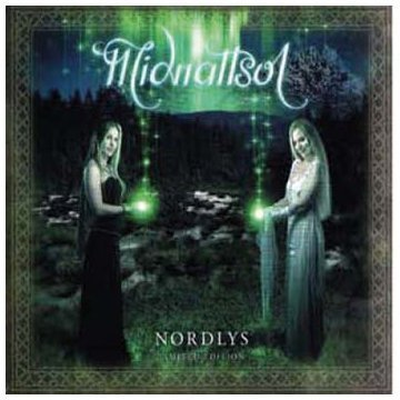 Nordlys by Midnattsol (2013) Audio CD