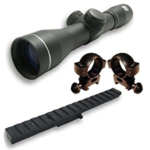 Ncstar 2 5x30 Mm Pistol Scope