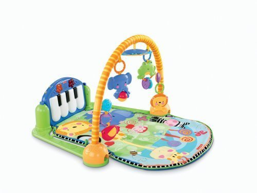 Fisher-Price Discover 'N Grow Kick And Play Piano Gym back-822646