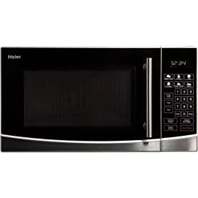 Haier 1.1 Cubic Foot Microwave Oven MWG10036TSSL