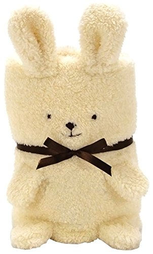 Brownlow Kitchen Bunny Blankie, Ivory