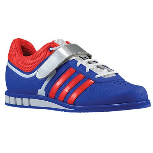 19dac7d7df33 Thanks for view Adidas Powerlift 2 Blue red silver Weightlifting Shoes  G96435 4 5 . then if you want to check product . I will help you decide  what for you.