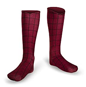 Spider-Man Movie 2 Child Boot Covers from Disguise Inc