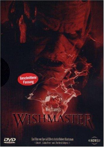 Wes Craven's Wishmaster (Steelbook)