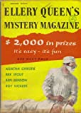 img - for Ellery Queen's Mystery Magazine, February 1956 (Vol. 27, No. 2) book / textbook / text book