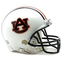 Buy NCAA Auburn Tigers Replica Mini Football Helmet by Riddell