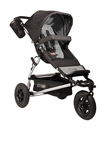Mountain Buggy Swift Stroller, Flint