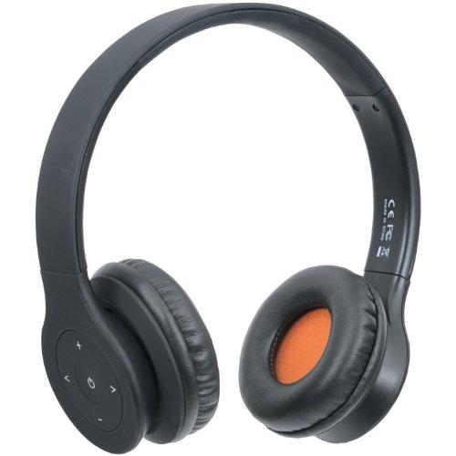 Manhattan 178167 Wireless Heaphones, Black