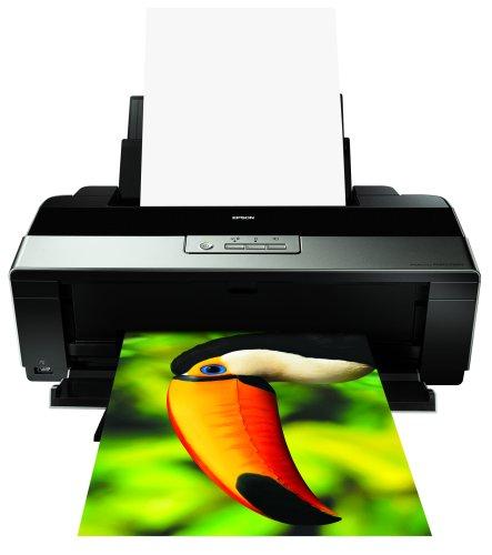 Epson Stylus Photo R1900 Large Format Photo Printer (C11C698201)