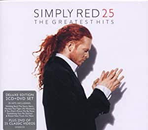 The Greatest Hits 25 (Deluxe Edition) 2CD + DVD