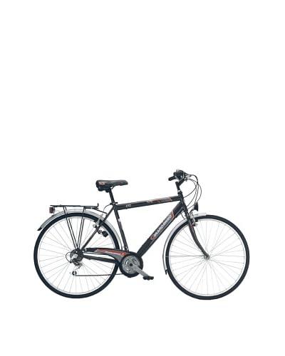 Girardengo Bicicleta Trekking Negro