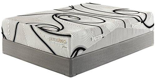 Sierra Sleep 12-Inch Memory Foam Mattress, King front-821366
