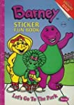 Barney Sticker Fun Book: Let's Go to...