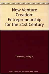 new venture creation entrepreneurship for the 21st century pdf download
